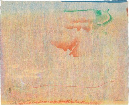 Gravure Sur Bois Frankenthaler - Cedar Hill