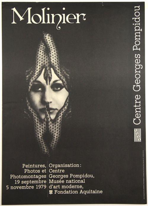 Offset Molinier -  Centre Georges Pompidou