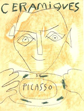 Lithographie Picasso - Ceramiques