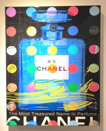 Multiple Nuez (De La) - Chanel N°5 black