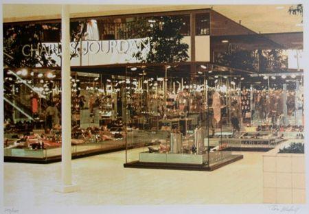 Sérigraphie Blackwell - Charles Jourdan Galleria