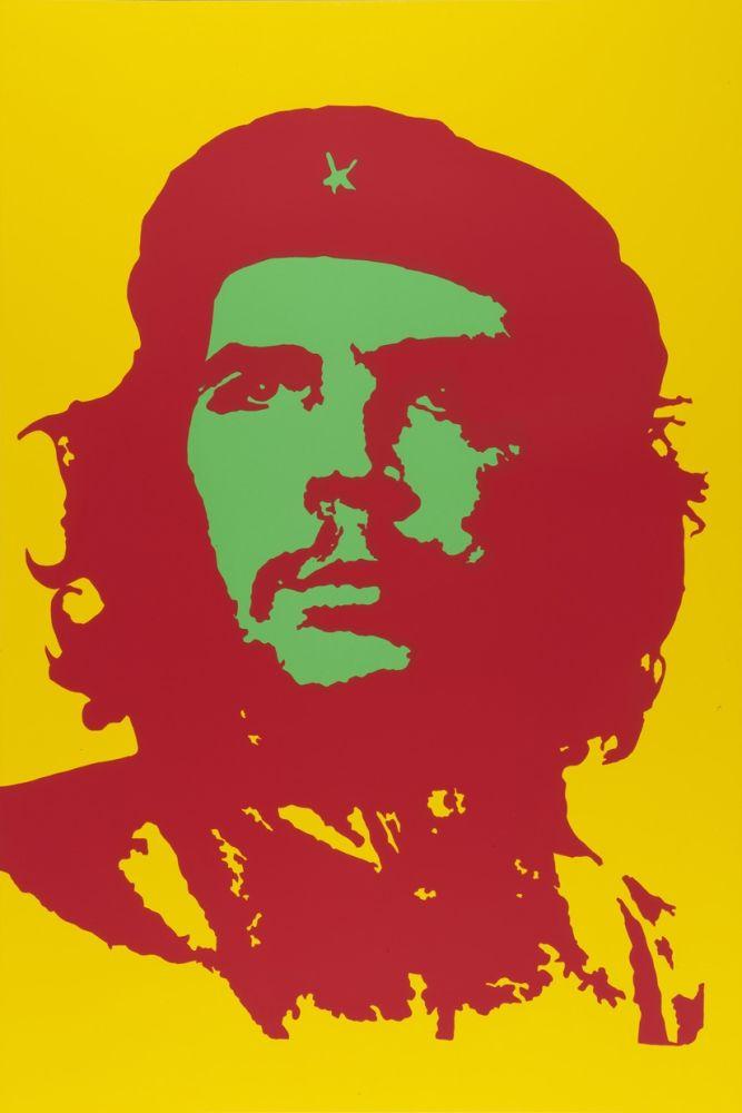 Sérigraphie Warhol (After) - Che Guevara I.