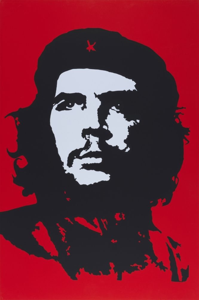 Sérigraphie Warhol (After) - Che Guevara II.