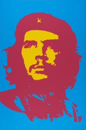 Sérigraphie Warhol (After) - Che Guevara III.
