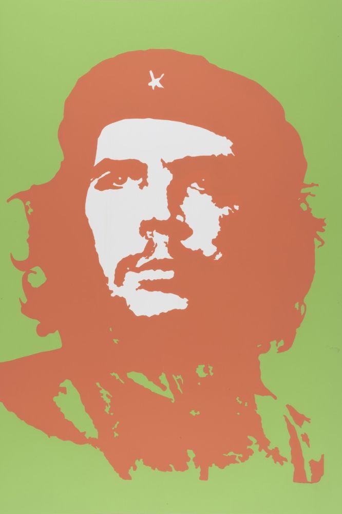 Sérigraphie Warhol (After) - Che Guevara IV.