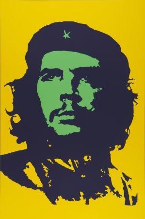 Sérigraphie Warhol (After) - Che Guevara IX.