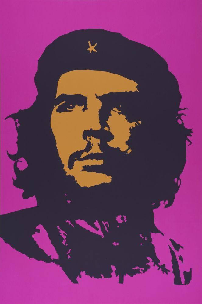 Sérigraphie Warhol (After) - Che Guevara V.