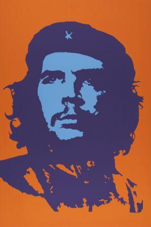 Sérigraphie Warhol (After) - Che Guevara VI.