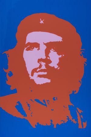 Sérigraphie Warhol (After) - Che Guevara VII.