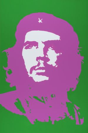 Sérigraphie Warhol (After) - Che Guevara VIII.