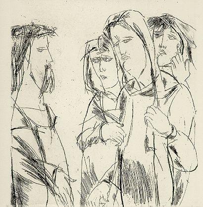 Livre Illustré Guidi - Chemin de Croix