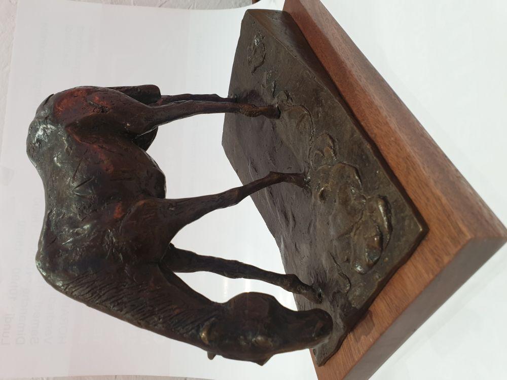 Multiple Degas - Cheval à l'abreuvoir / Horse at Trough