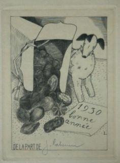 Pointe-Sèche Laboureur - Chien de peluche et chocolats