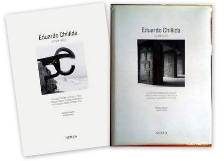 Livre Illustré Chillida - Chillida Catalogue Raisonné of Sculpture Vol. I - Vol. II