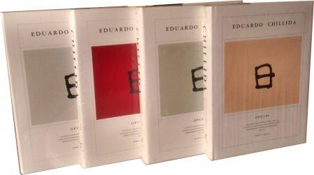 Livre Illustré Chillida - Chillida Opus 4 vol. Catalogue raisonné graphic work. 1959-2001