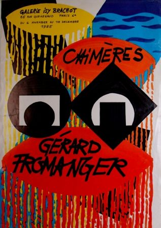 Offset Fromanger - Chimeres