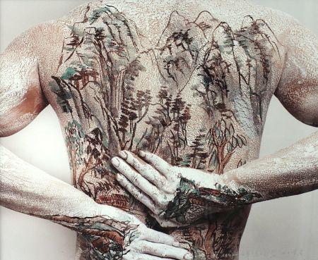 Photographie Yan - Chinese Shanshui Tattoo