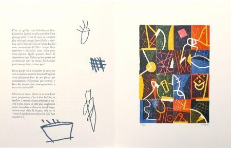 Livre Illustré Voss - Choses graduellemnt bang
