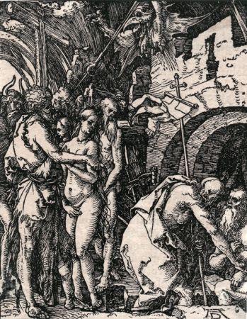 Gravure Sur Bois Durer - Christ in Limbo