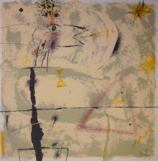 Lithographie Canosa - Christmas Galeria Joan Prats