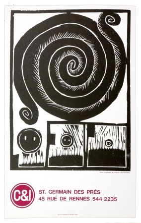 Affiche Alechinsky - C&I