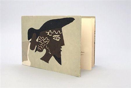 Livre Illustré Braque - Cinq poésie en hommage à Braque