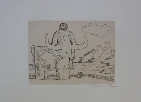 Eau-Forte Fiume - Cinque acqueforti per i greci tradotti da Salvatore Quasimodo