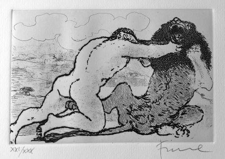Livre Illustré Fiume - Cinque acqueforti per i poeti greci tradotti da Salvatore Quasimodo.