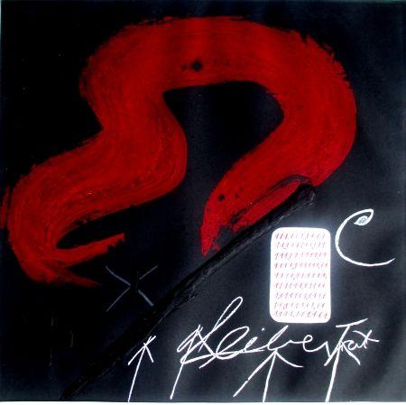 Carborundum Tàpies - Cinta Roja from U no és ningú