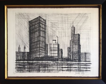 Gravure Buffet - Cityscape