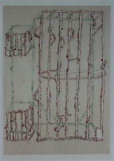 Lithographie Kauffman - Ck2