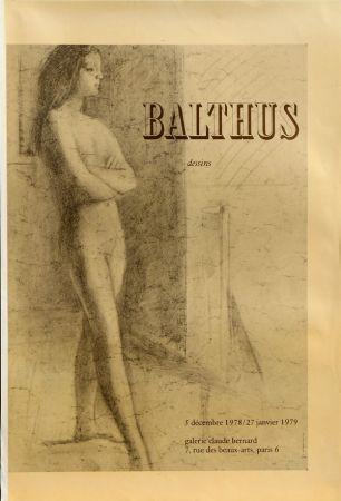 Offset Balthus - Claude Bernard  Gallery