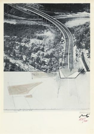 Aucune Technique Christo - Closed Highway Project