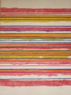 Lithographie Meurice - CNAC 1973