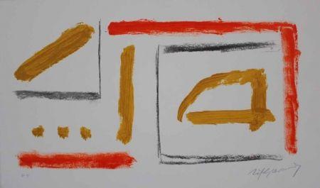 Lithographie Ràfols Casamada - Coberta catàleg