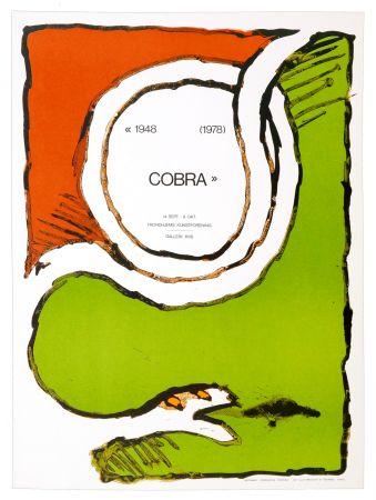 Affiche Alechinsky - COBRA 1948-1978