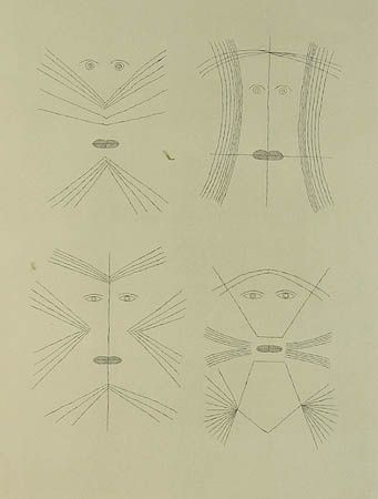 Gravure Brauner - Codex d'un visage