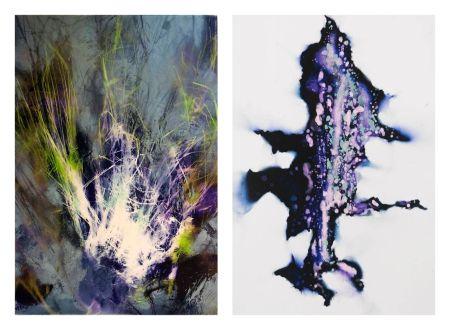 Lithographie Grosse - Cokeypane (set of 2)