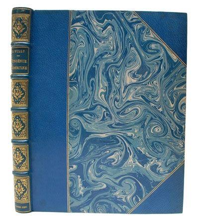 Livre Illustré Icart - Colette - L'Ingénue libertine - eaux-fortes de Louis Icart