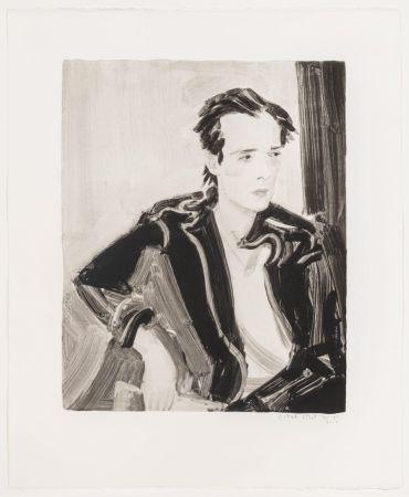 Lithographie Peyton - Colin (de Land)