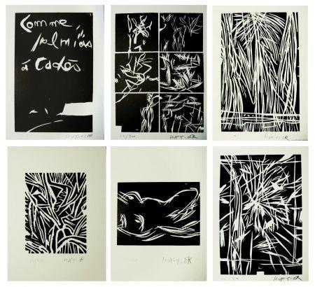Livre Illustré Huftier - Comme Palmiers à Cadès