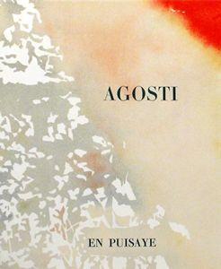 Livre Illustré Agosti - Comme pour être un jardin,