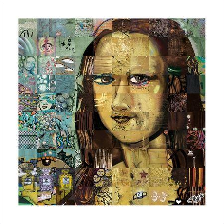 Affiche Ary Kp - Comme un air de Mona…