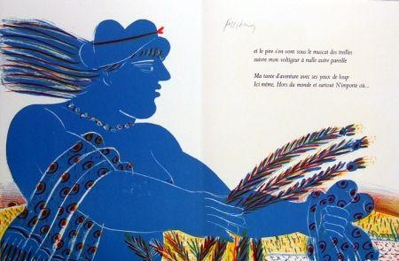 Livre Illustré Fassianos - Commediante
