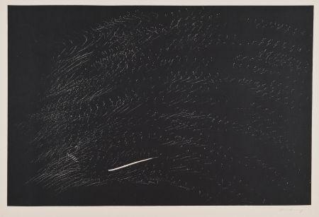Lithographie Hartung - Composición