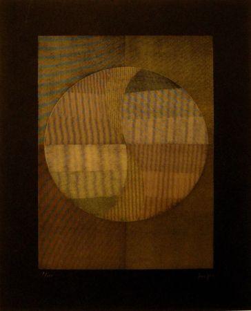 Sérigraphie Sempere - Composición 1