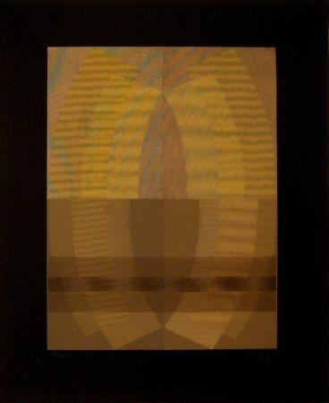 Sérigraphie Sempere - Composición 5