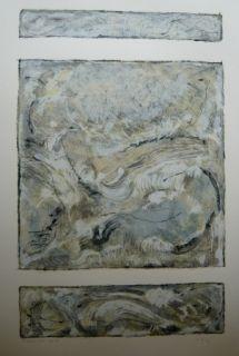 Lithographie Jonneskindt - Composition