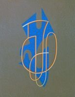 Lithographie Domela - Composition