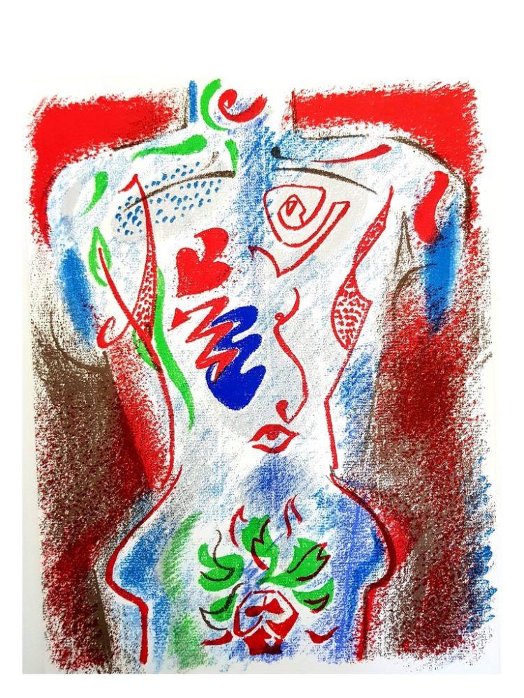 Lithographie Masson - Composition